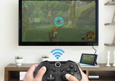 Maexus Switch Controller, Wireless Controller für Nintendo Switch, Bluetooth Nintendo Switch Pro Controller, 5.1.0 Kompatibel1