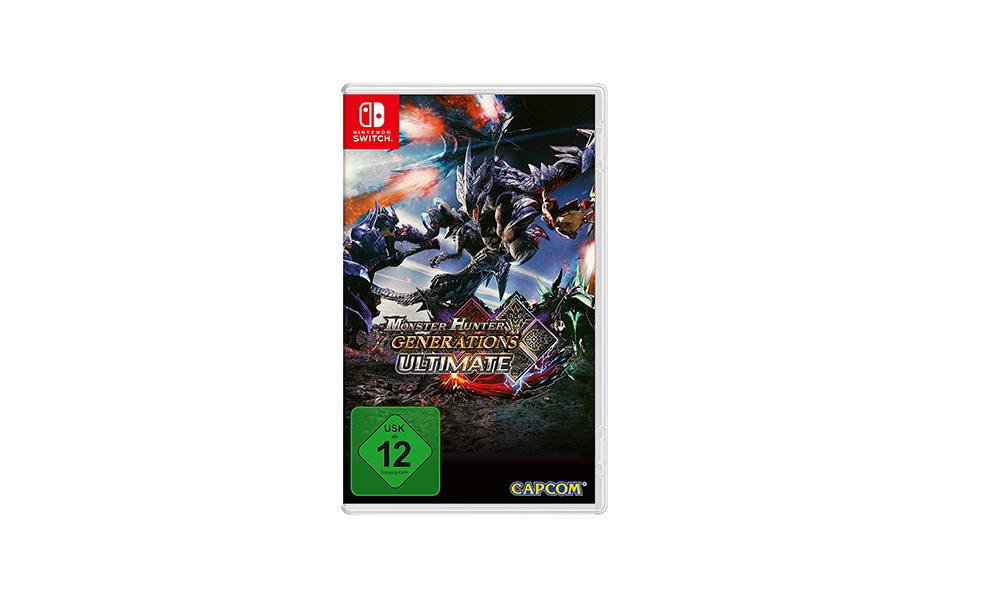 Monster Hunter Generations Ultimate [Nintendo Switch ]1