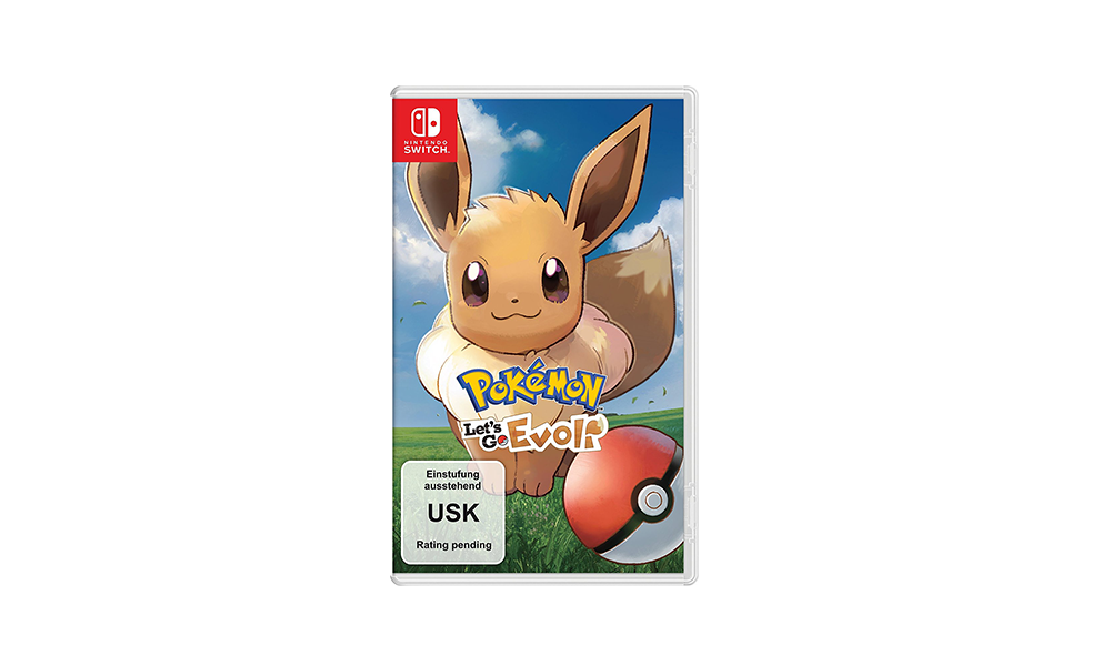 Pokémon: Let´s Go, Evoli! – [Nintendo Switch]