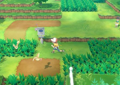 Pokémon Let´s Go, Evoli! - [Nintendo Switch]4
