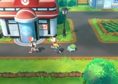 Pokémon Let´s Go, Evoli! - [Nintendo Switch]5