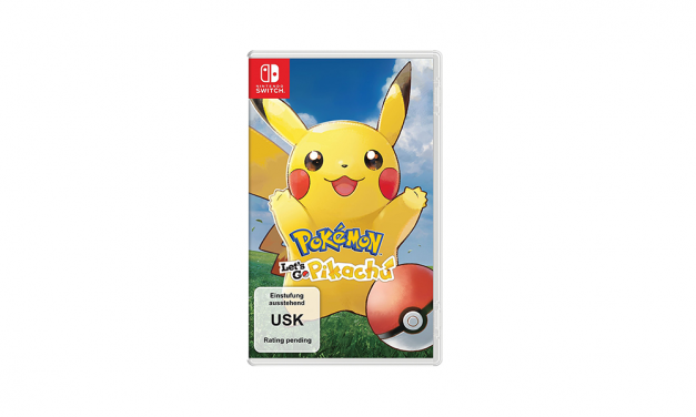 Pokémon: Let´s Go, Pikachu! – [Nintendo Switch]