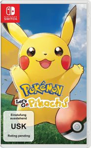 Pokemon Let s Go, Pikachu! - [Nintendo Switch]1