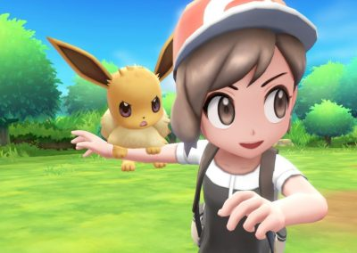 Pokemon Let s Go, Pikachu! - [Nintendo Switch]3