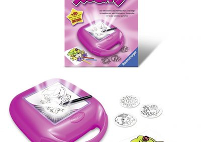 Ravensburger 18666 - Xoomy girls2